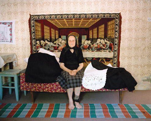 Mara (Orubica, Croatia), Clothes for Death series, 2007